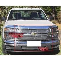 Colorado Chevrolet Parrilla Billet En Cromo Importada