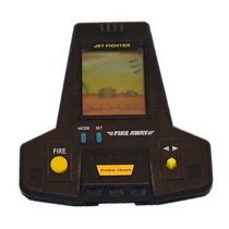Juego Radio Shack Lcd Jet Fighter Electronic Handheld Game