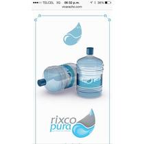 Agua De Garrafon Extraida Del Manantial