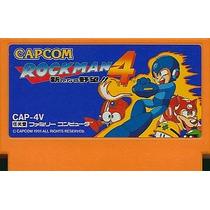 Rockman 4 Famicom Japonesa