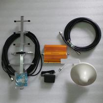 Amplificador Repetidor Antena Telcel Movi Iusa 1000m ² 70db