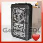 Cigarrera Con Encendedor Edición Jack Daniels Flama Azul