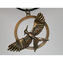 Juegos Del Hambre Sinsajo Collar Hunger Games Mockingjay