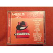 Karaoke Grupero Tu Carcel,la Puerta Negra Cd Álbum