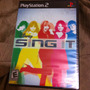 Remate Disney Sing It Ps2 Requiere Microfono Karaoke