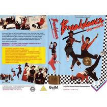 Dvd Breakin Breakdance 1 Danza Baile De La Calle Turbo Ozono