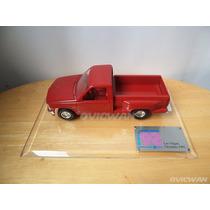 Chevrolet Silverado 1500 A Escala Presentación Mod 91 Ce120