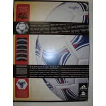 Cuadro Oficial Adidas Tricolore Balón Oficial Francia 1998