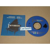Armando Manzanero Bebu Silvetti Intimos 1997 Azteca Music Cd