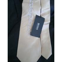 Corbata Original Hugo Boss. No Gucci, Armani, Dolce, Versace