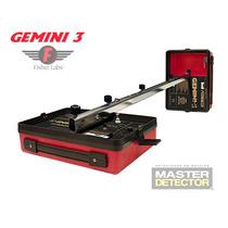 Detector De Metales Y Tesoros Marca Fisher Mod. Gemini3