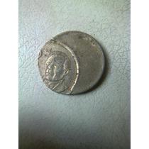 Moneda Error 50 Pesos Benito Juarez