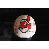 Pelota Peluche Cleveland Indians Major League Baseball Mlb