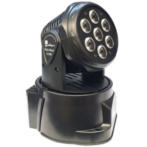Luz Disco Led Cabeza Movil Dmx Automatico Digital Wash 70w