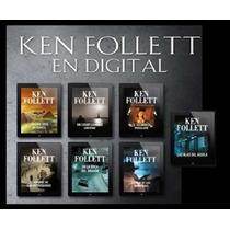 Libro Ken Follet, Colección De Suspenso Y Thriller, Nuevo