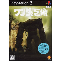 Shadow Of The Colossus Ps2 Japones
