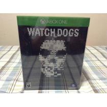 Watch Dogs Edición Limitada / Limited Edition Xbox One Nueva