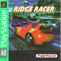 Ridge Racer Ps1 Compatible Con Ps2 Greatest Hits
