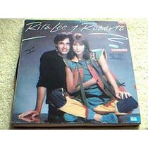 Disco Lp Rita Lee Y Roberto - Temas En Español -