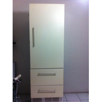 Refrigerador Subzero 3 Puertas Y Fábrica De Hielos.