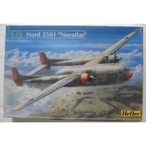 Avión Nord 2501 Noratlas Esc. 1/72 Heller Nuevo.oferta