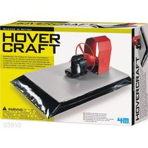4m Hover Craft Aero Deslizador Cientifico Kit Para Armar