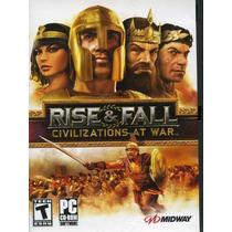 Rise & Fall Civilizations At War Pc Juego De Guerra