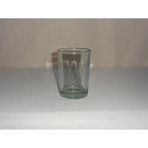 Vaso Cafetero Liso De Cristal Caja De 20 Pzas