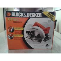 Sierra Circular Black & Decker 7 1/4 Profesional 1400w