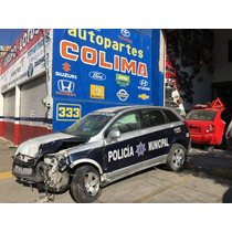 Yonke Chevrolet Captiva 4cil 11 Refacciones Partes Huesario