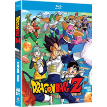 Dragon Ball Z Temporada 2 Dos Importada Anime En Blu-ray