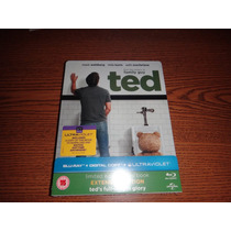 Ted Steelbook Blu-ray + Digital Copy + Ultraviolet