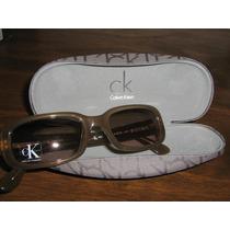 Ck Gafas Solares Calvin Klein Nuevas Con Estuche Vbf