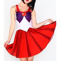 Sailor Moon Disfraz Vestido Todas Las Tallas Enviogratis