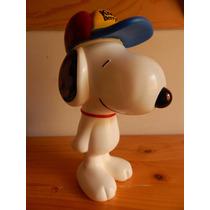 Snoopy Peanuts Recipiente De Plástico Para Beber