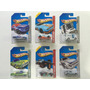 Set 6 Autos Hot Wheels Treasure Hunt Th 2013