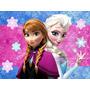 Kit Imprimible Frozen Disney Candy Bar Tarjetas Y Mas #1