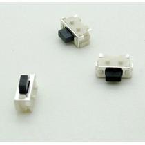 Microswitch 2x4x3.5 Mm Para Celular Y Tablet, ( 25 Piezas)