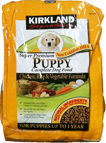 Kirkland Best Dog Food