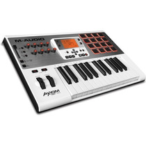 M-audio Axiom A.i.r. 25 Teclado Y Controlador De Pad