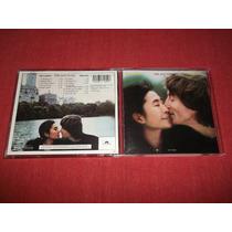John Lennon - Milk And Honey Cd Usa Ed 1990 Mdisk