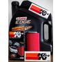 Cambio Aceite Sintetico Vw Bora Gli 2.0 Filtro K&n Ps 7010