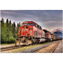 15546 Tren Banff Canada Rompecabezas 1500 Piezas Educa