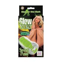 Calif Exotic Glow Stroker - Sweet Pussy Texturas Masturbador