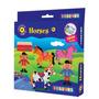 Granos Del Arte - Playbox Bead Set Caballos Arte Y Artesanía