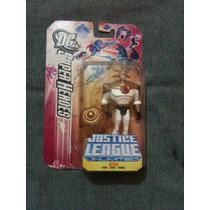 Dc Super Heroes Justice League Unlimited Aztek
