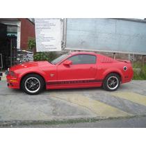 Par Tomas De Aire Laterales Mustang 05 - 09 Par