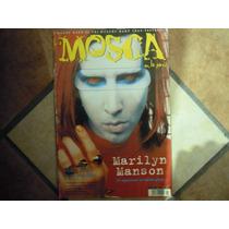 Marilyn Manson Revista La Mosca