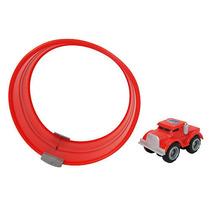 Max Tow Truck Mini Camiones Semi Truck - Rojo