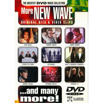 Dvd Original More New Wave China Crisis Marc Almond Heaven17